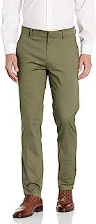 Perry Ellis Men's Standard Portfolio Slim Fit Stretch Pant
