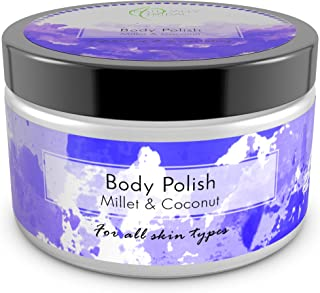 Oka Body Polish & Face Scrub For All Skin Types |