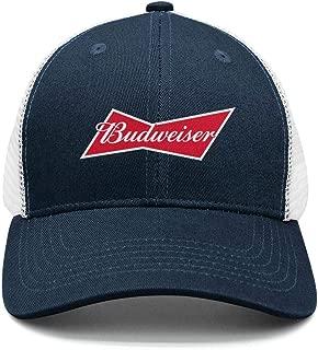 Adjustable Budweiser-Budvar-Beer-Logo- Baseball Hat Custom Best Cap