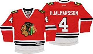 chicago blackhawks hjalmarsson jersey