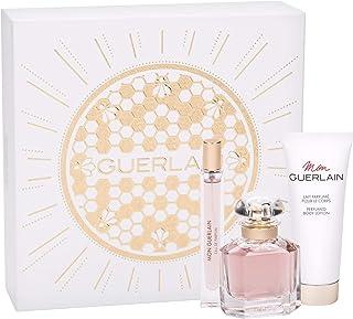 Guerlain Mon For Women Eau de Parfum 50ml+10ml Mini+75ml Bl Set