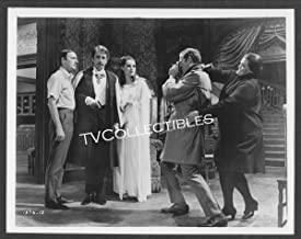 Photo~ THE MALTESE BIPPY ~1969 ~Dan Rowan ~Dick Martin ~Julie Newmar ~Eddra Gale