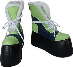 YuanCos Dramatical Murder DMMD Anime Noiz Wilhelm Maniac Cosplay Platform Shoes