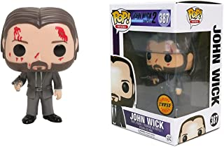 Funko Bloody John Wick Limited Chase Variant Figure