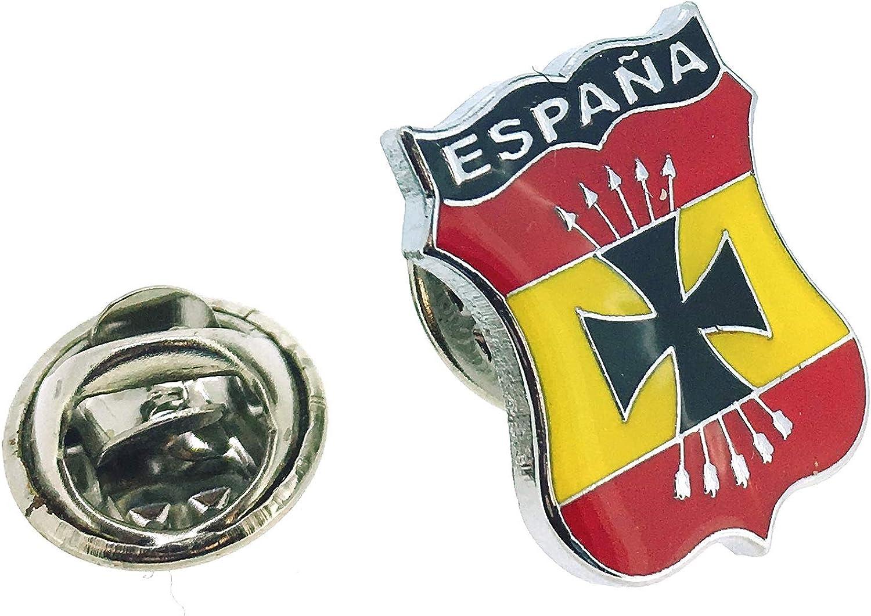Gemelolandia | Pin de Solapa Emblema Division 250 Division Azul | Pines Originales Para Regalar | Para las Camisas, la Ropa o para tu Mochila | ...