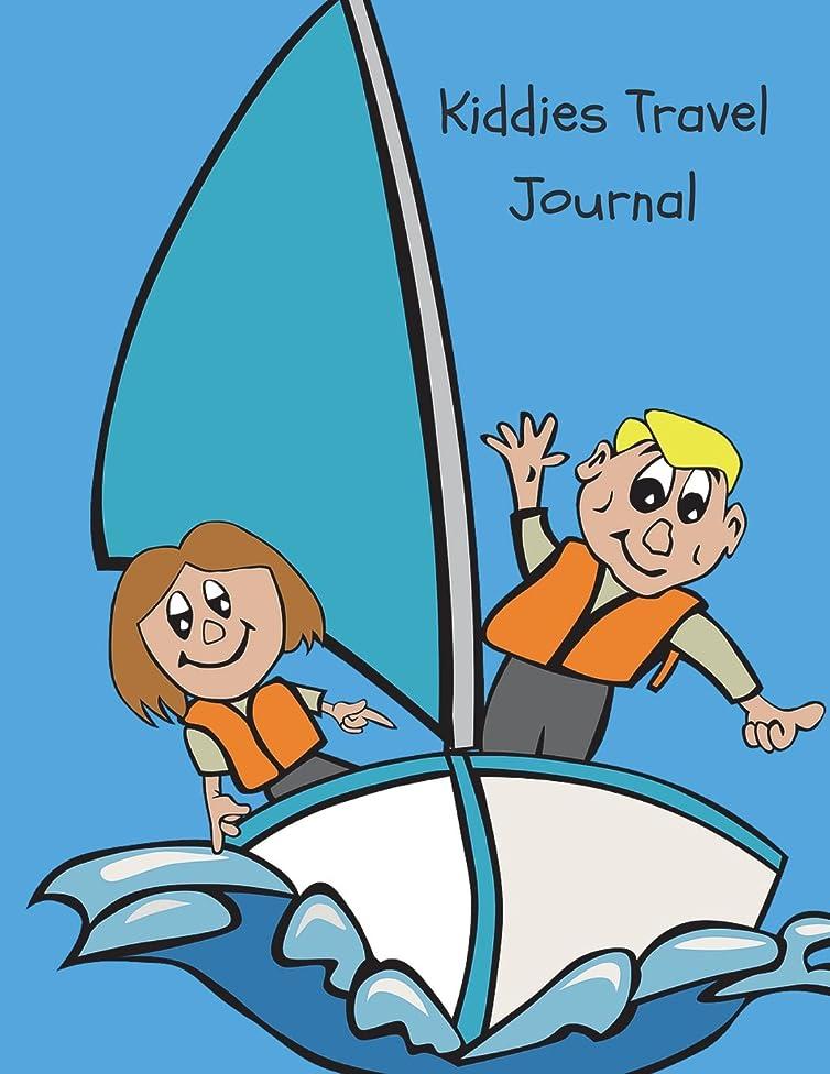 訴えるクリップ蝶ヤングKiddies Travel Journal: A Fun & Educational Activity Travel Journal for Kids with Prompts plus Blank Pages for Drawing or Scrapbooking, Kids Travel Journal, Children?s Travel Journal,  Kids Travel Activity Books, Kids Camping Journal. Sailing Theme