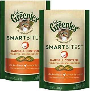 Greenies FELINE SMARTBITES Cat Treats