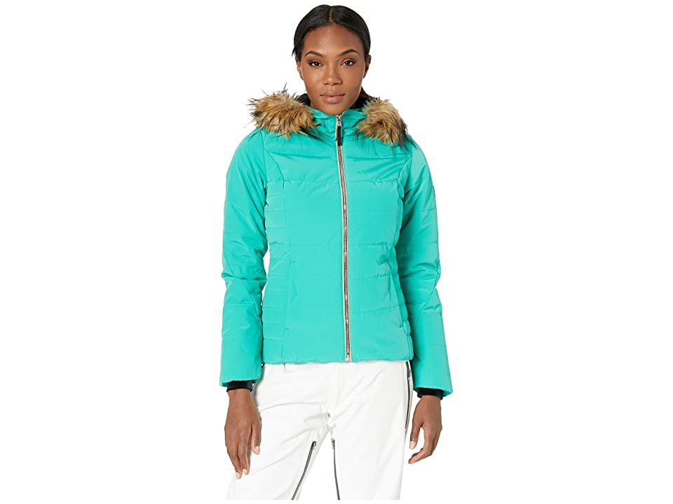 Obermeyer Beau Jacket (Green #7) Women