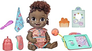 Baby Alive Lulu Achoo Doll, 12-Inch Interactive Doctor Play Toy with Lights, Sounds, Movements and Tools, Kids Ages 3 and ...