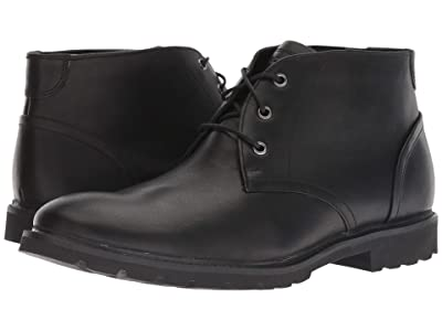 Rockport Sharp and Ready Chukka (Black) Men
