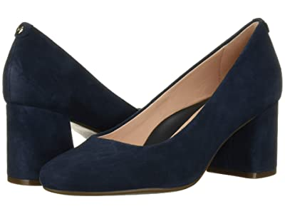 Taryn Rose Ricki (Midnight Silky Suede) High Heels