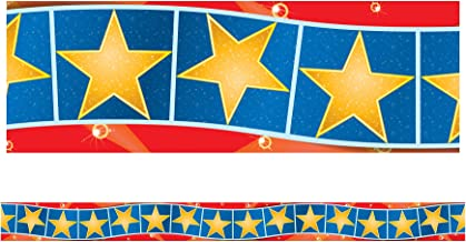 Carson Dellosa Hollywood Stars Borders (108118)