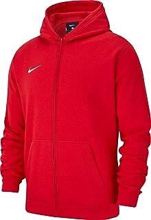 Nike Club19 Full-Zip Felpa con Cappuccio Unisex - Bambini