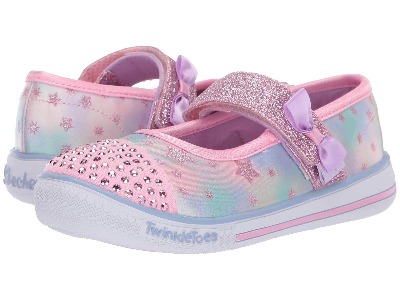 [スケッチャーズ] キッズスニーカー?靴 Twinkle Play Starry Sparks 20140N (Toddler/Little Kid) [並行輸入品]