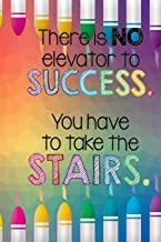 There is No Elevator to Success You Have to Take the Stairs: Elementary School Journal