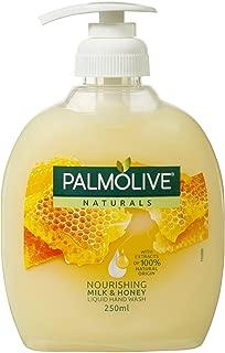 Palmolive Naturals Liquid Hand Wash Milk & Honey, 250 mL