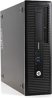HP EliteDesk 800 G1 Desktop, Intel Core i7 4770 3.4Ghz, 32GB DDR3 RAM, 1TB SSD Hard Drive, USB 3.0, DVDRW, Windows 10 Pro ...