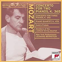 Mozart: Concertos for Multiple Pianos & Piano Quartet No. 1 in G Minor, K. 478