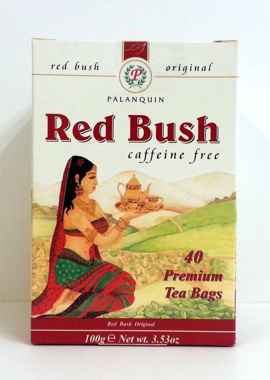 Palanquin Red Bush Spiced Tea 125g x 6 Max 58% OFF -6 shop Pack