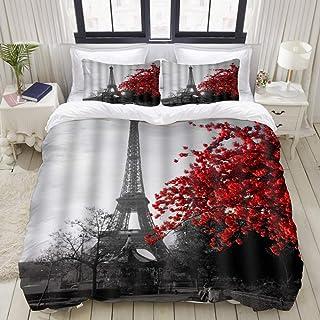 Copripiumino Singolo Parigi.Amazon It Copripiumino Parigi Casa E Cucina