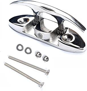 recessed cleats for boats