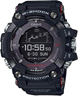 CASIO(カシオ) 腕時計 G-SHOCK ジーショック RANGEMAN レンジマン ソーラー アシスト GPS ナビゲーション GPR-B1000-1 メンズ [並行輸入品]