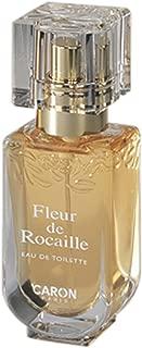 CARON PARIS Fleur De Rocaille Eau de Toilette Spray, 1 Fl Oz