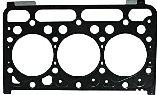 1G750-0331-1 Steel Cylinder Head Gasket for KUBOTA D1703 / 3D87 Made In Taiwan - DL-SM-G5703