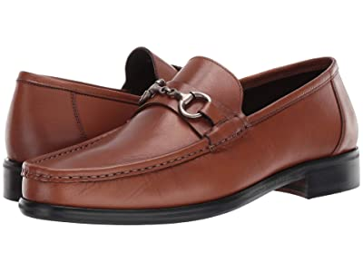 J&M Collection Neilson Bit (Cognac) Men