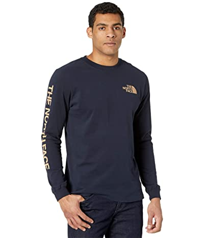 The North Face Long Sleeve TNF Sleeve Hit T-Shirt Men