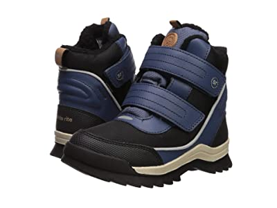 Stride Rite M2P Everest (Little Kid) (Navy/Blue) Boy