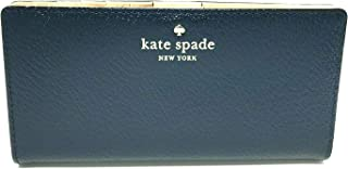 Kate Spade NY Grand Street Stacy Wallet in Navy