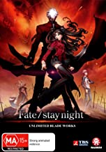 Fate/Stay Night: Unlimited Blade Works (DVD)