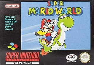 Best snes super mario world box Reviews