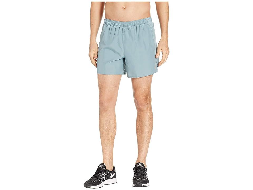 Nike Challenger Shorts 5 BF (Aviator Grey/Reflective Silver) Men