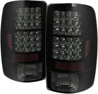 Spyder Auto ALT-YD-CD00-LED-BSM Chevy Suburban LED Tail Light,Black Smoke