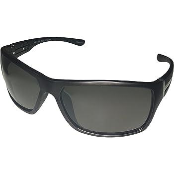 Brown Lens PE05 01 Perry Ellis Sunglasses Crystal Brown Plastic Wrap