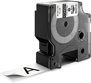 DYMO Rhino Permanent Industrial Polyester Label, 24mm, Black/White