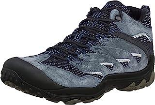 Merrell Cham 7 Limit Mid Waterproof, Chaussures de Randonnée Hautes Homme