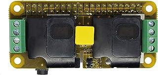 Audio DAC HAT Sound Card (AUDIO+SPEAKER+MIC) for Raspberry P