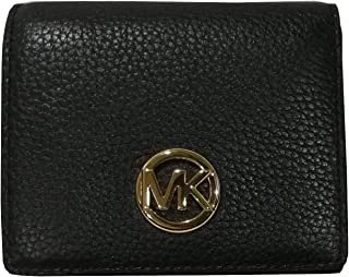 2fb60ce890fa Michael Kors Fulton Carryall Card Case Small Wallet