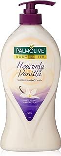 Palmolive Body Butter Heavenly Vanilla Moisturising Body Wash 750mL