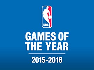 NBA Games of the Year 2015-2016