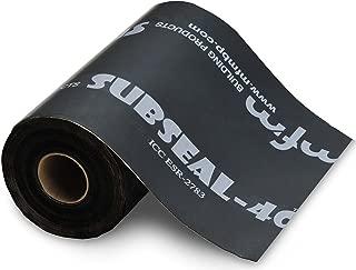 MFM SubSeal40 Waterproof House Wrap - 40 mil (1, 12in.)