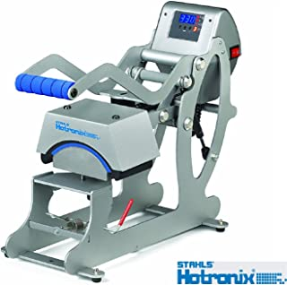 Hotronix Auto Open Cap Heat Press - Made in The USA - Warranty - Commercial Grade Built to Last