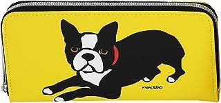 Marc Tetro Boston Terrier Zipper Wallet - Large