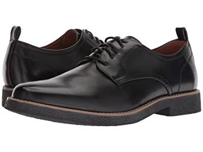 Deer Stags Highland Comfort Oxford (Black/Black) Men