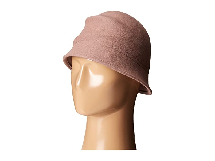 1930s Style Hats | Buy 30s Ladies Hats Betmar Alexandrite Blush Caps $59.99 AT vintagedancer.com