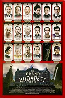 Best the grand budapest hotel poster for sale Reviews