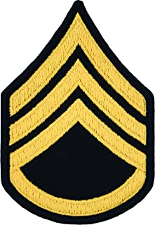 e 6 staff sergeant army